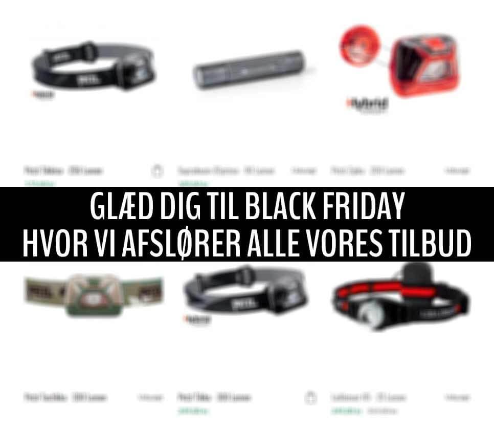 Black Friday hos LommelygteShop.dk
