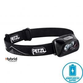 Petzl Actik Core 450 lumens pandelampe